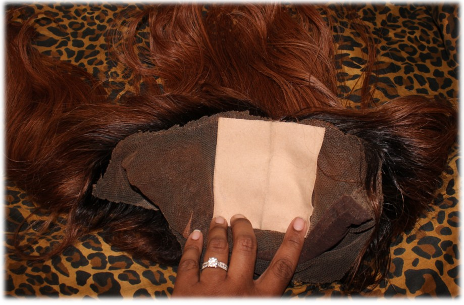 Apply A Full Lace Wig 120